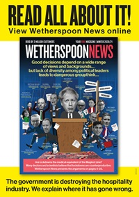 Wetherspoon News Do Lockdowns Work?